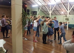 Dancing our way into Term 4